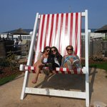 Big beach chair