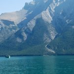 Peaceful Lake Minnewanka