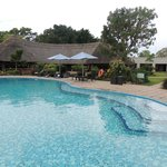 Foto de A'Zambezi River Lodge