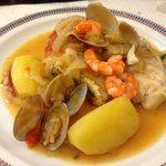 Turbot and Seafood Stew
