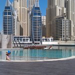 Lotus Hotel Apartments & Spa, Dubai Marina Foto