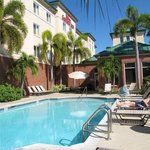 Hilton Garden Inn Tampa Ybor Historic District resmi