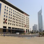 Ibis World Trade Centre Dubai resmi