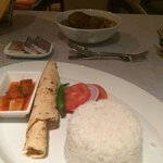 good goan fish curry at al dana