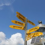 Directions from Cape Reinga