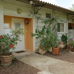 Kibbutz Inbar Country Lodging Foto