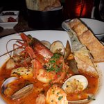 Half-portion Cioppino