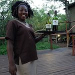 Foto di Ngama Tented Safari Lodge