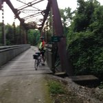 THE KATY TRAIL
