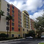 Foto van SpringHill Suites Miami Airport South