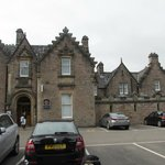 Φωτογραφία: BEST WESTERN PLUS Inverness Lochardil House Hotel