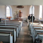 Inside of The Old Dutch Church