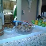 Continental breakfast or order a cooked breakfast for a fee, Monastery Spa and Suites