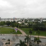 8th Floor view of Biscayne Bay Area
