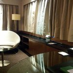 Executive work desk, Minibar