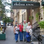 Foto van Chelsea Inn - 17th Street