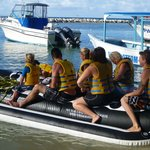 Kelly's Water sports - Banana Boat Ride