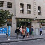 Photo de Hotel Roble