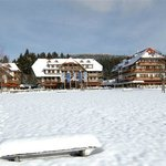 Wellnesshotel Auerhahn im Winter
