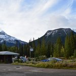 Foto van Johnston Canyon Resort