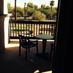 Maybe better view of balcony room 225