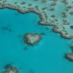 Great Barrier Reef heli tour, only for Qualia guests, directly landing on Qualia resort, must do