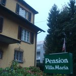 Photo de Pension Villa Maria