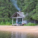 Remote Cabin at Thayer Lake Lodge