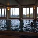 Webbington Hotel Spa pool