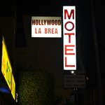 Hollywood La Brea Motel照片