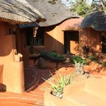 Venda Village Lodge Kamers