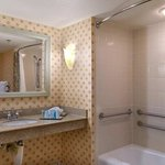 Hilton Naples Hotel Accessible Bathrooms