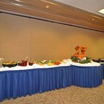 Full catering available for all your meetings.