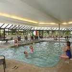 24-Hour Indoor Pool & Hot Tub