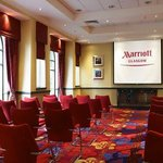 Waverley Room - Theatre Setup