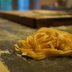 Fresh Pasta made with Chef Dario!