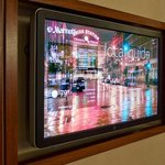 Interactive Lobby Touch-Screens