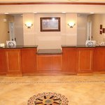 Fort Collins Hotel Front Desk