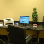 Palm Coast Hotel - Business Center