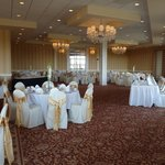 Crowne Plaza Skyline Ballroom Perfect for Weddings