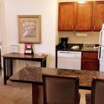 One/Two Bedroom Suite - Kitchen Area