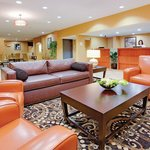 Newly renovated La Quinta Inn & Suites opened in March 2012