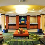 Zdjęcie Fairfield Inn & Suites by Marriott Fresno Clovis