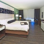 Executive King Rooms offer additional seating and space to relax