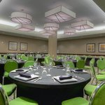 Book your corporate or family banquet in The Cosmopolitan Room