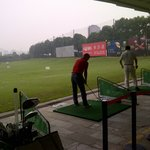 Golf Driving Range adjacent to Vaya Hotel