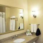 Holiday Inn Express Leland-Wilmington Area Guest Bathroom