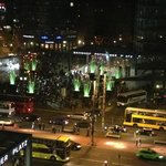 Potsdamer Platz at night