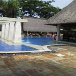 Rama Beach Resort pool