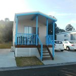 Cabin at Corrimal Beach Tourist Park